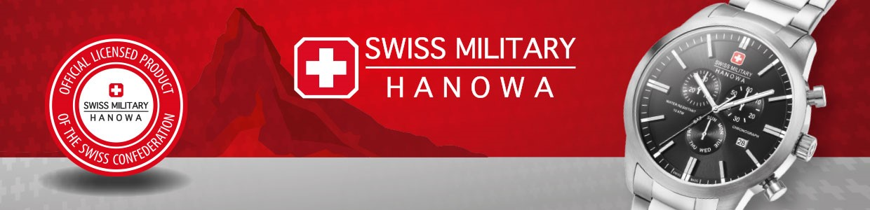 Swiss Military Hanowa Dameklokker