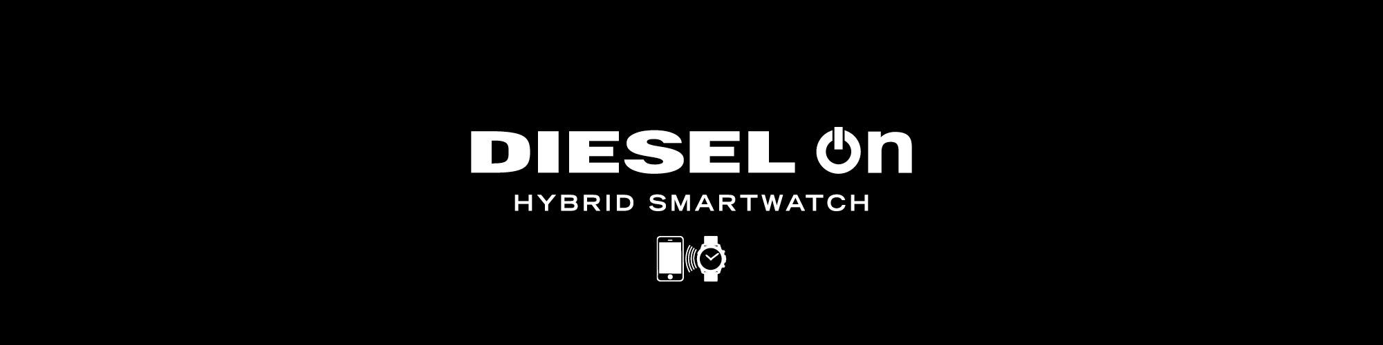 Diesel Herreklokker