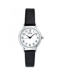 Dameur fra Inex - A12156S0A Ladies Black And Silver